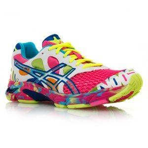 Asics Gel Noosa Tri Duomax Runners Size 10